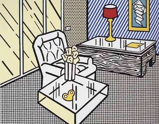 Scream yell vida animada desenhos de roy lichtenstein por danilo corci - Pop art roy lichtenstein obras ...
